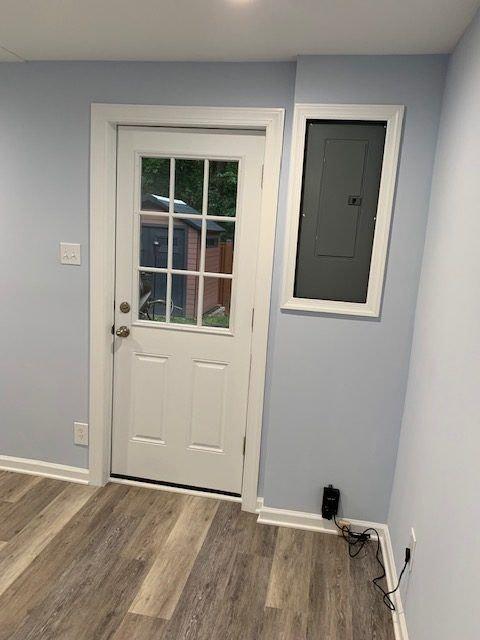Walkout basement Springfield VA | basement renovation VA