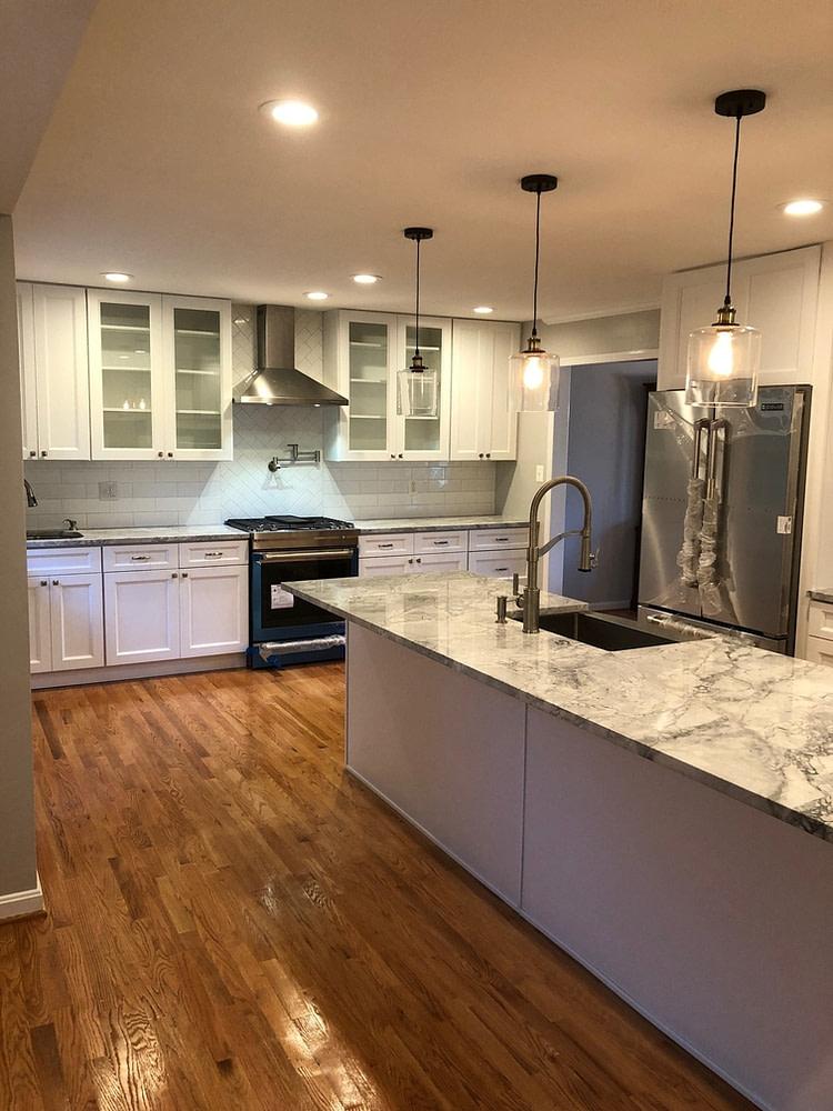 simple Kitchen remodeling Springfield VA