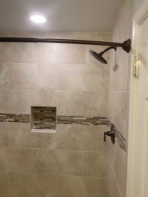 Basement Bathroom Renovation Herndon VA