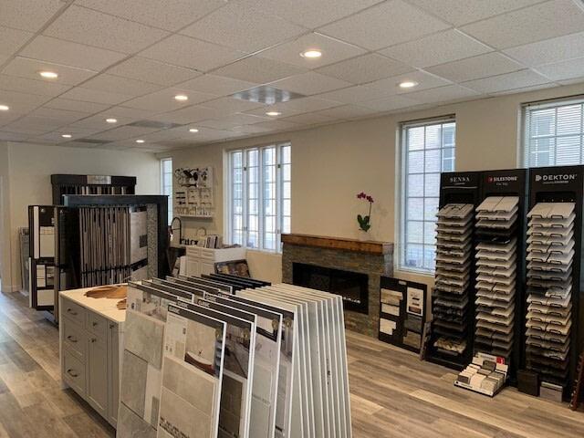 Cyrus Construction Showroom Fairfax VA
