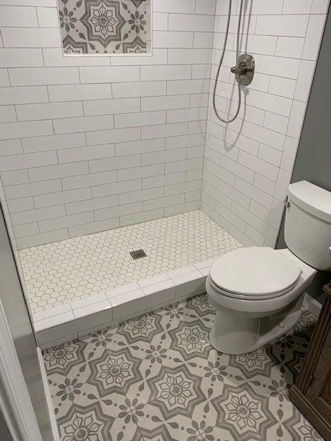 Bathroom Redo Clifton VA