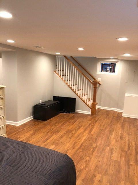 Basement remodeling Alexandria VA