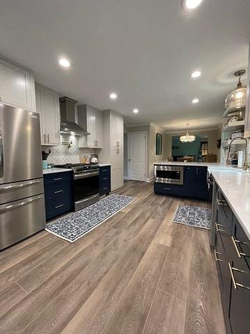kitchen remodeling Virginia MD
