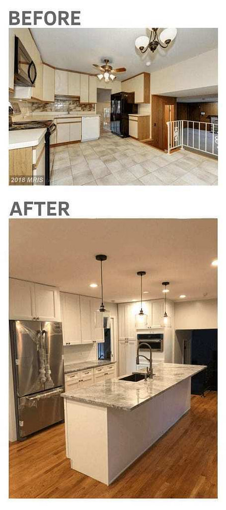 Kitchen remodeling | Kitchen Redo Alexandria VA