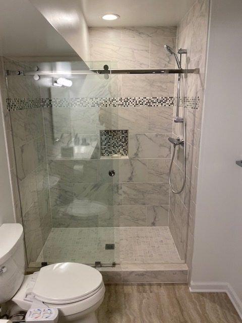 Bathroom renovation Falls Church VA   Basement Finishing
