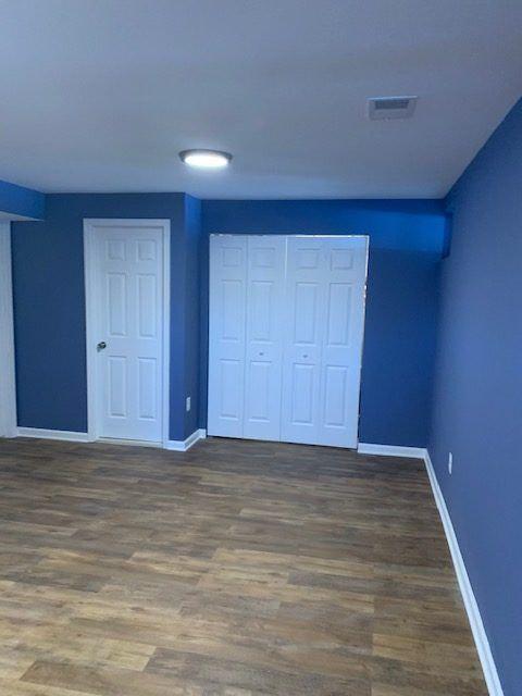 basement closet Chantilly VA