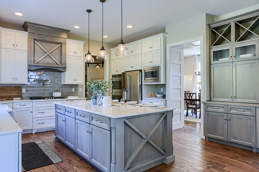 Shiloh Cabinets - Kitchen Design